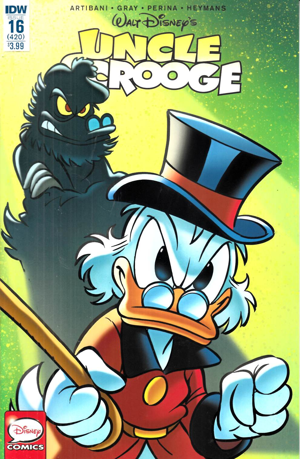 Uncle Scrooge #16 [IDW Comic] LARGE