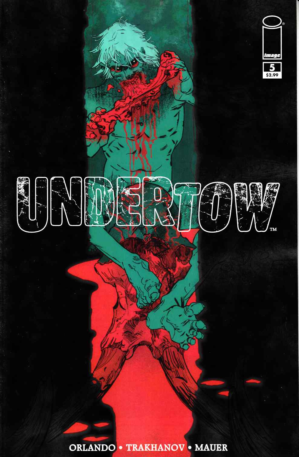 Undertow #5 Cover A- Trakhanov [Comic] LARGE