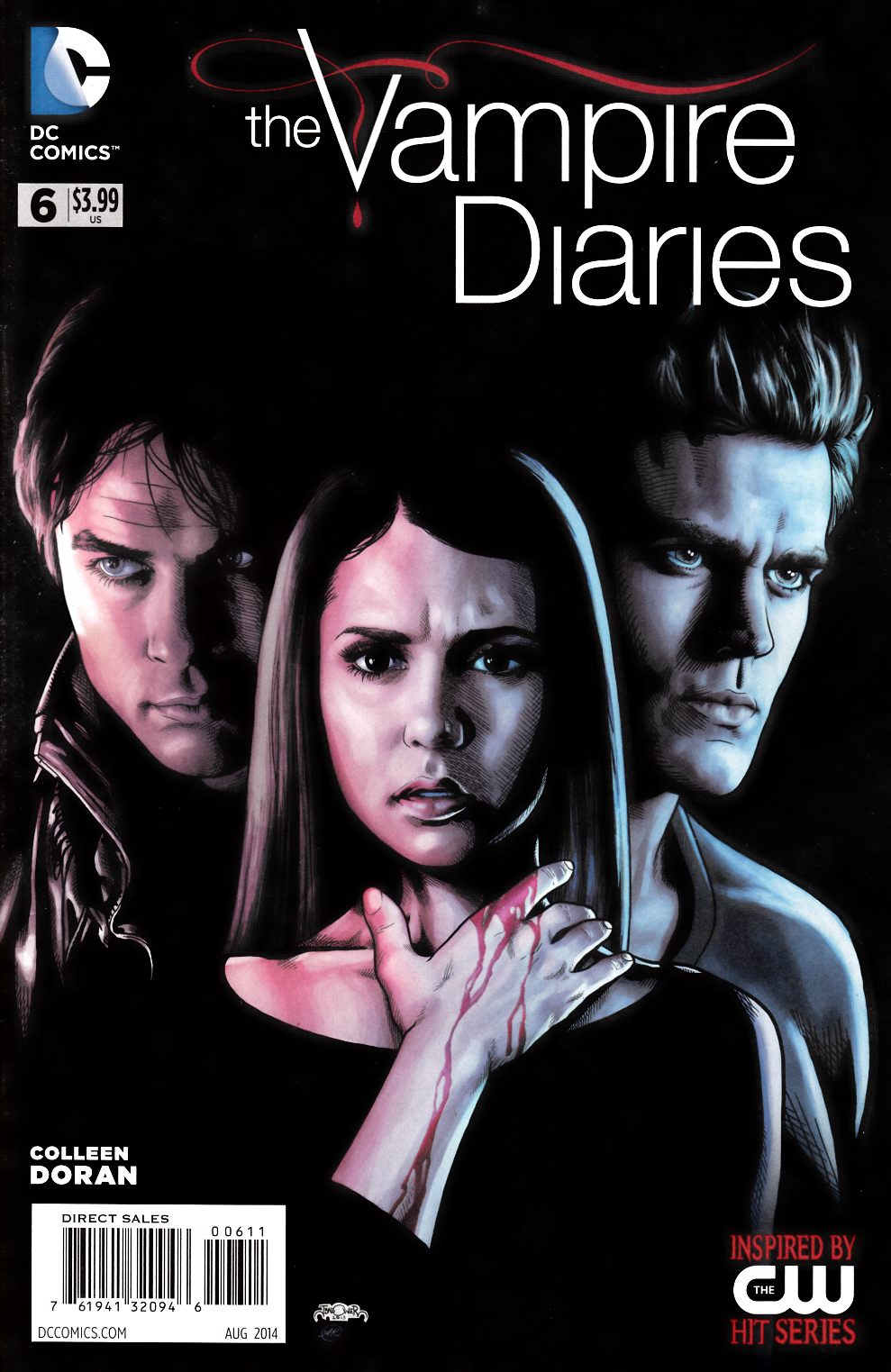Vampire Diaries #6 [Comic] THUMBNAIL