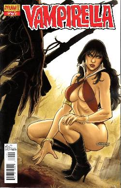 Vampirella #25 Neves Cover [Comic]_LARGE