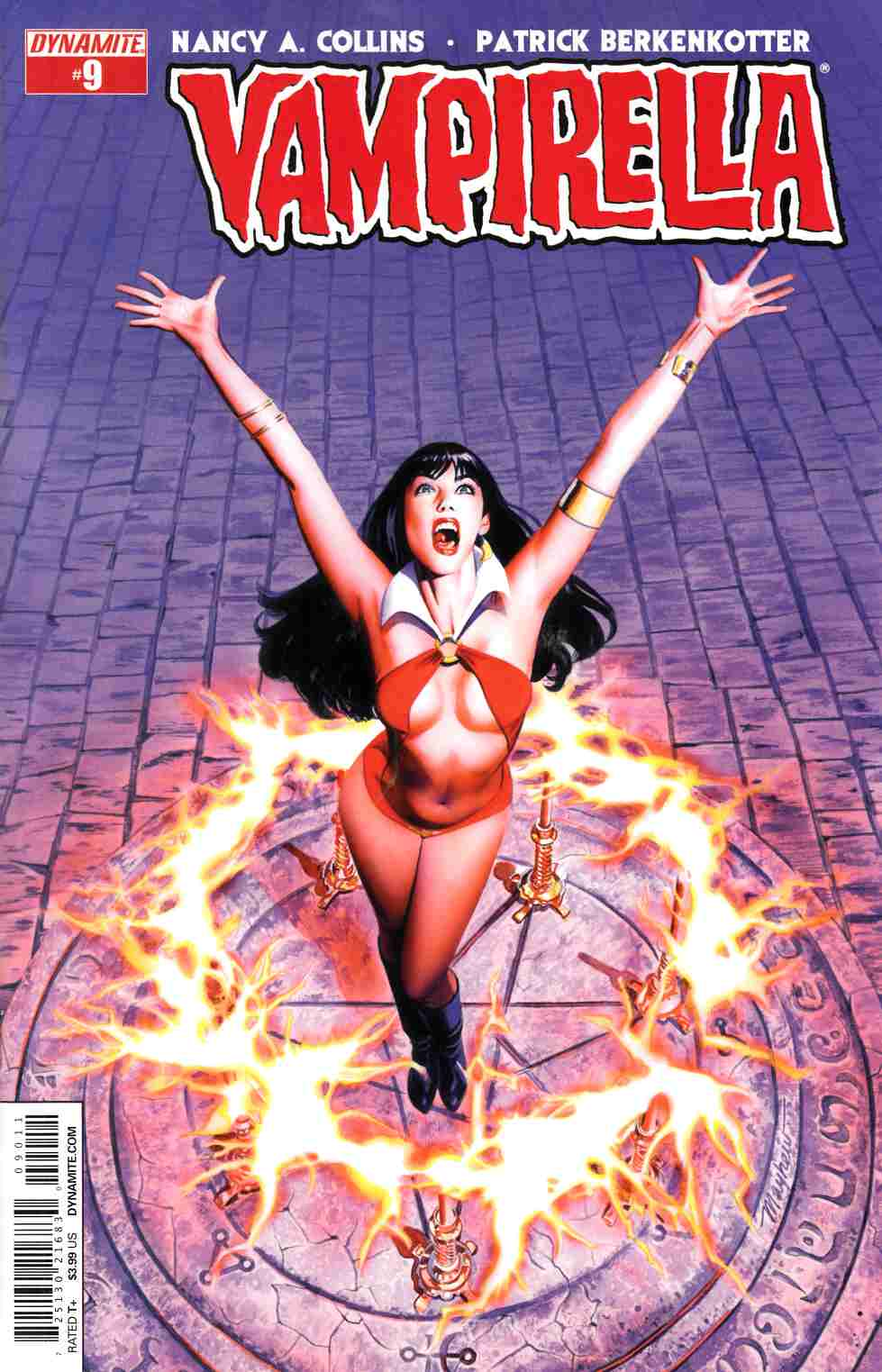 New Vampirella #9 Cover A- Mayhew [Dynamite Comic] THUMBNAIL