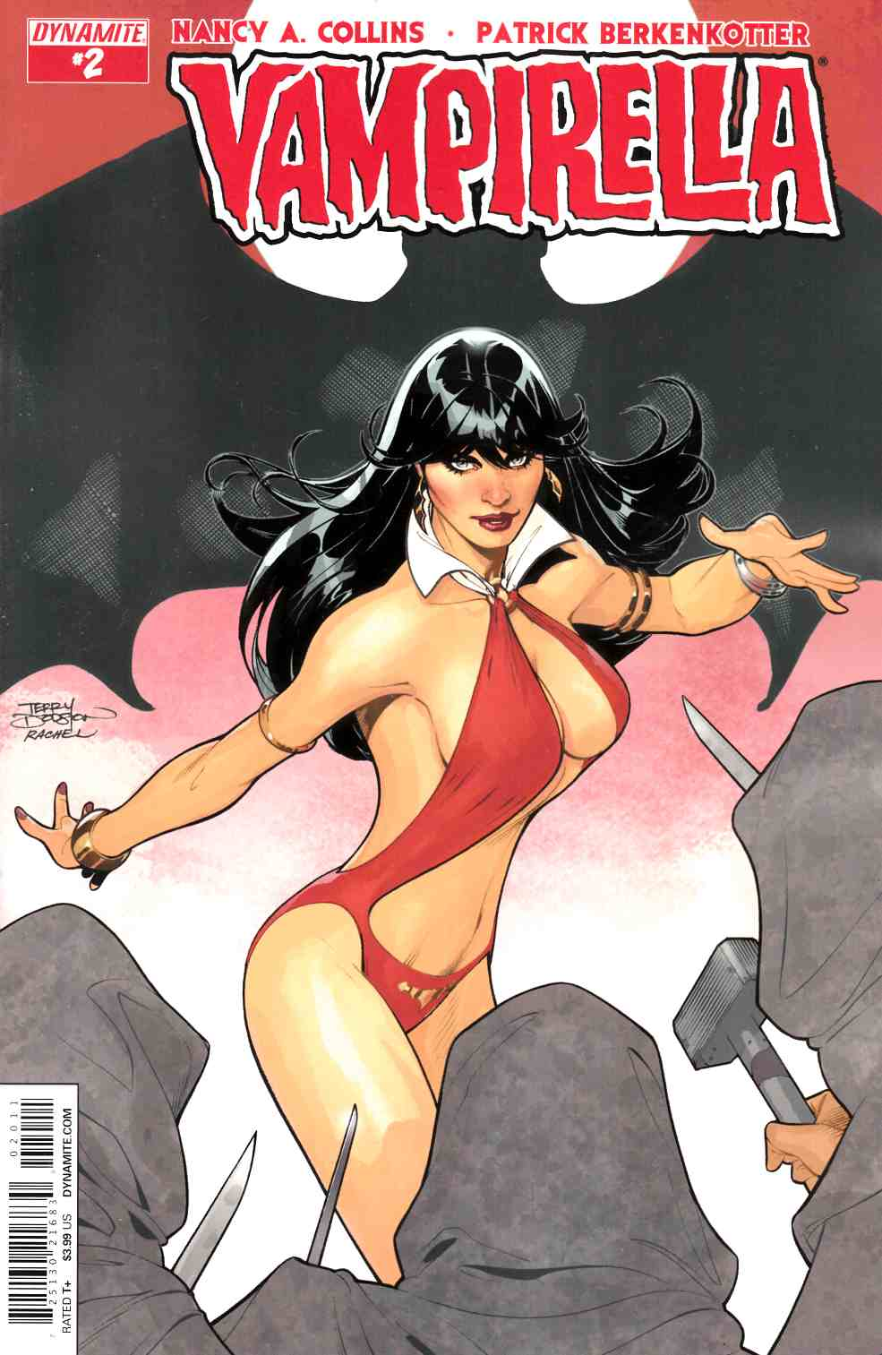 New Vampirella #2 Main Dodson Cover [Dynamite Comic] THUMBNAIL