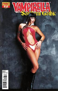 Vampirella Southern Gothic #2 Photo Subscription Cover [Comic] LARGE