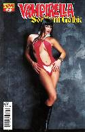 Vampirella Southern Gothic #2 Photo Subscription Cover [Comic]