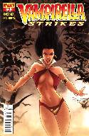 Vampirella Strikes #3 Cover B- Neves [Comic] THUMBNAIL