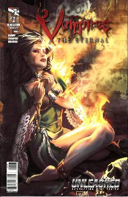 GFT Unleashed Vampires Eternal #1 Cover C- Ruffino [Comic]_LARGE