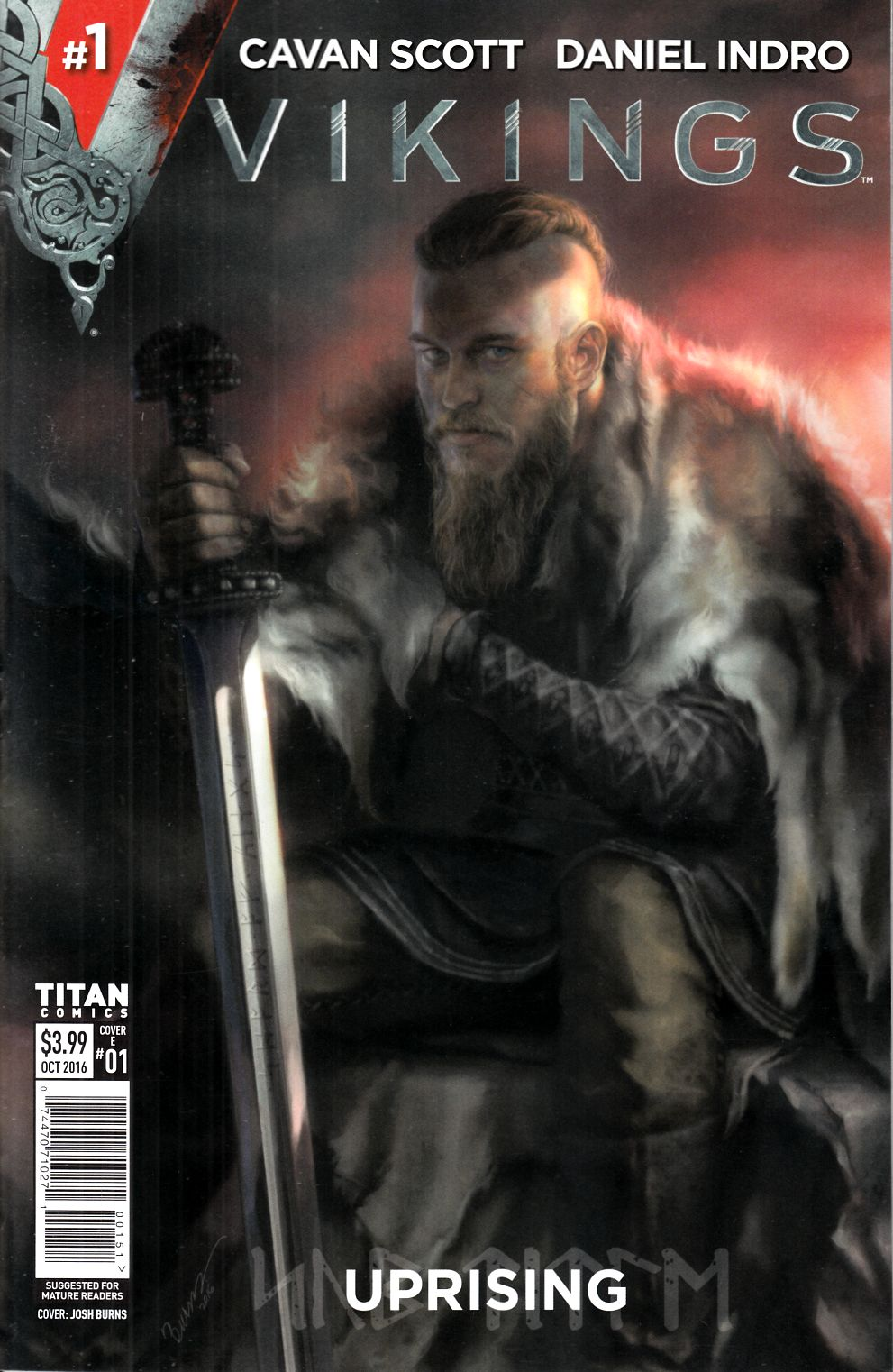 Vikings Uprising #1 Cover E [Titan Comic]_THUMBNAIL
