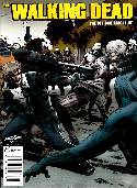 Walking Dead Magazine #4 Previews Edition [Magazine] THUMBNAIL