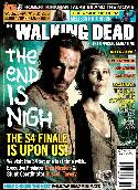 Walking Dead Magazine #8 Newsstand Edition [Magazine] THUMBNAIL