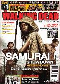 Walking Dead Magazine #1 Newsstand Edition THUMBNAIL