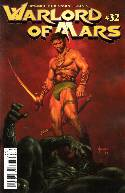Warlord of Mars #32 Jusko Cover [Comic] THUMBNAIL