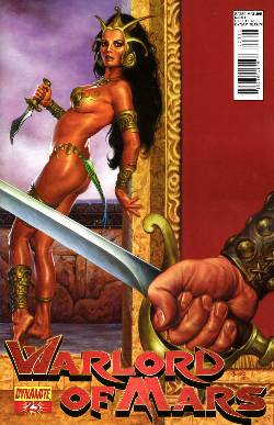 Warlord of Mars #23 Jusko Cover [Comic]