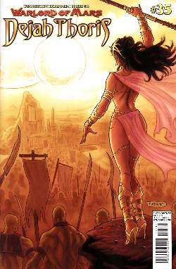 Warlord of Mars Dejah Thoris #35 Cover A [Dynamite Comic] LARGE