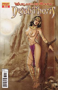 Warlord of Mars Dejah Thoris #17 Neves Cover [Comic] LARGE
