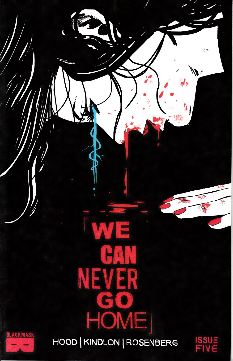 We Can Never Go Home #5 [Black Mask Comic] THUMBNAIL