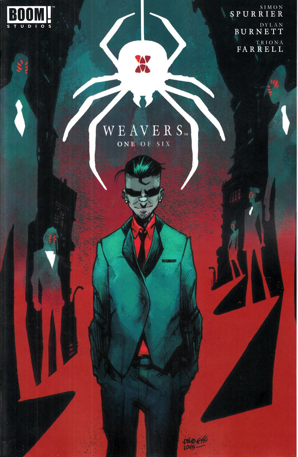 Weavers #1 [Boom Comic] LARGE