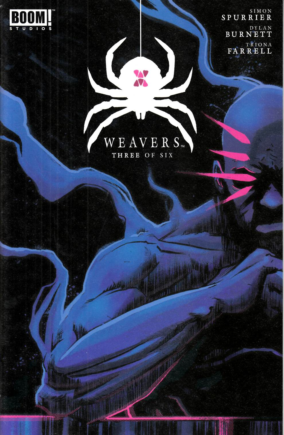 Weavers #3 [Boom Comic] THUMBNAIL