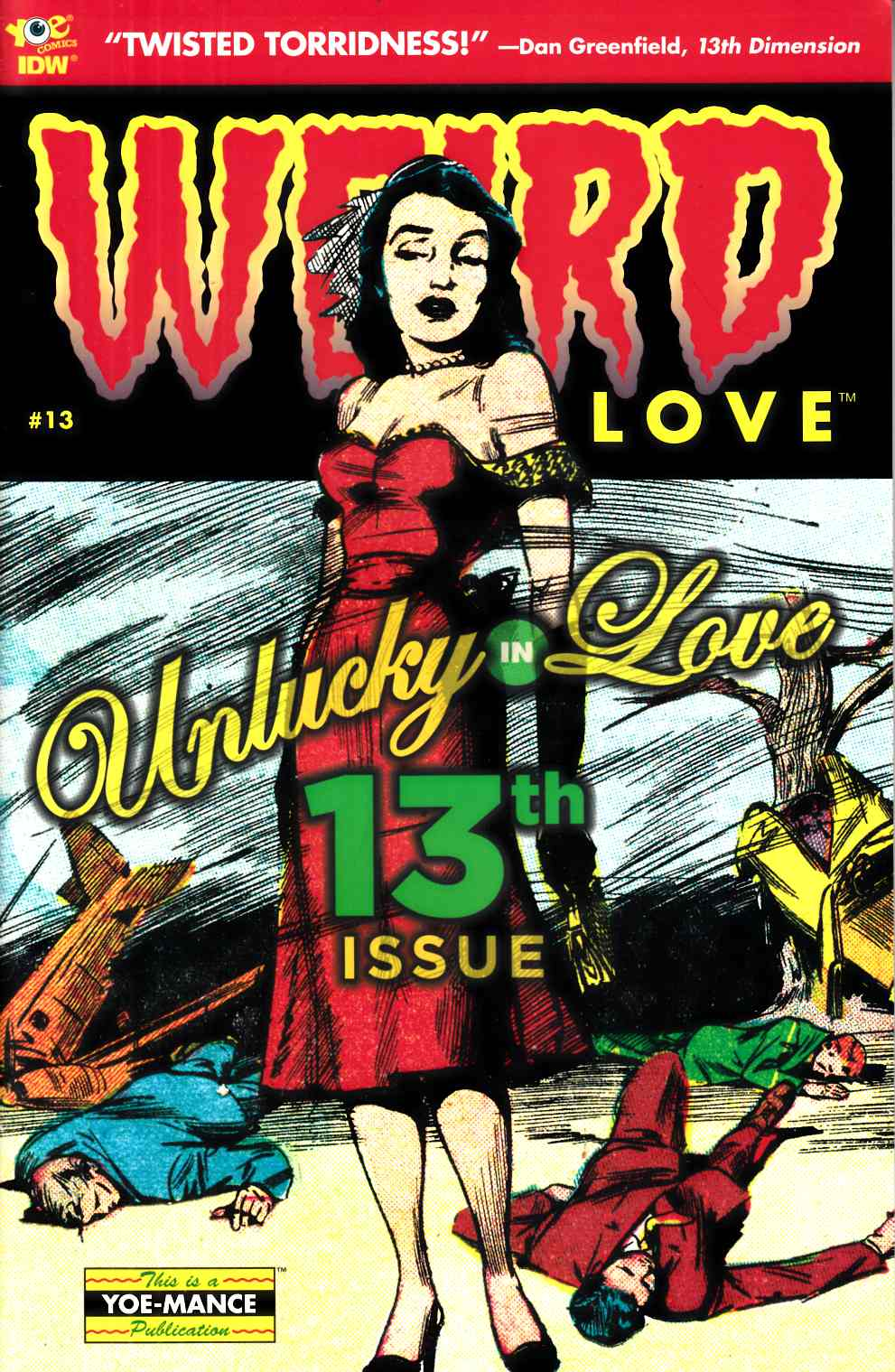 Weird Love #13 [IDW Comic] LARGE