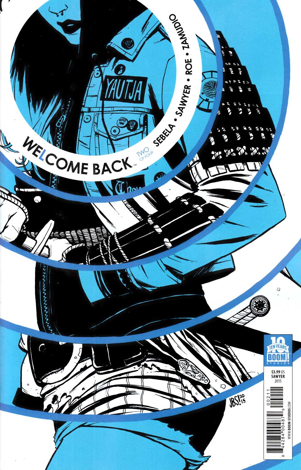 Welcome Back #2 [Boom Comic] THUMBNAIL
