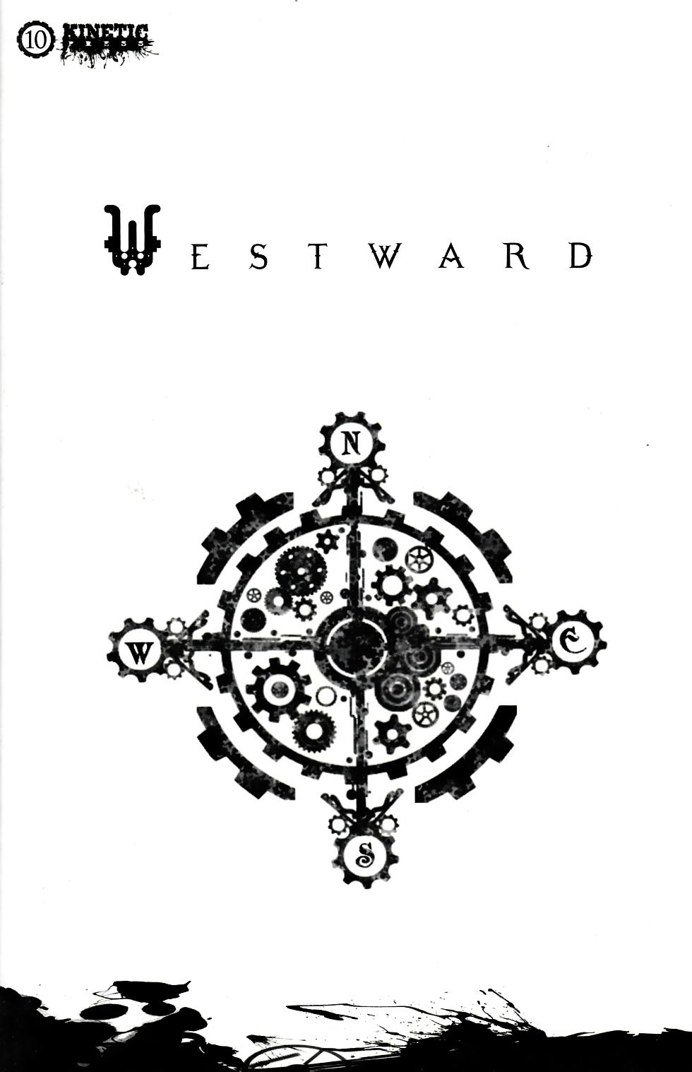 Westward #10 [Comic] THUMBNAIL
