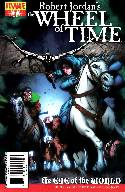 Robert Jordan Wheel of Time Eye of the World #7 [Comic]