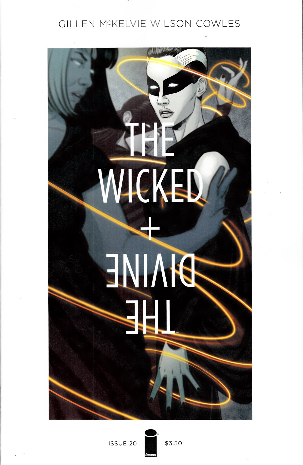 Wicked & Divine #20 Cover A [Image Comic] LARGE
