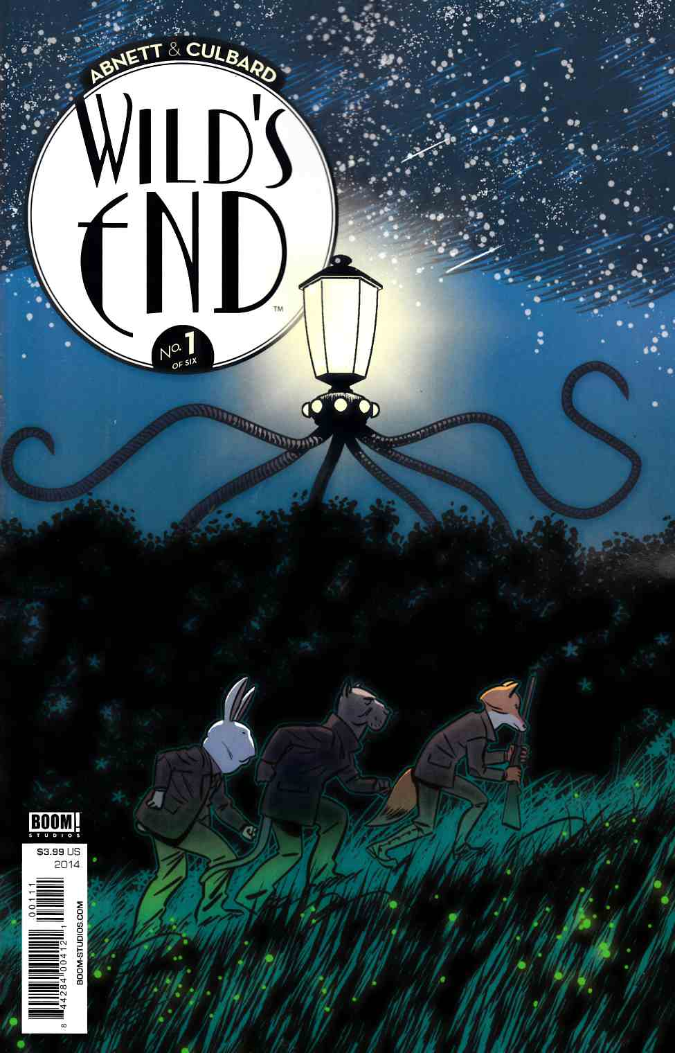 Wilds End #1 [Comic]