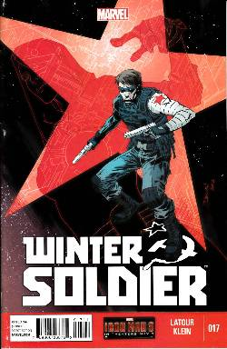 Winter Soldier #17 [Comic] LARGE