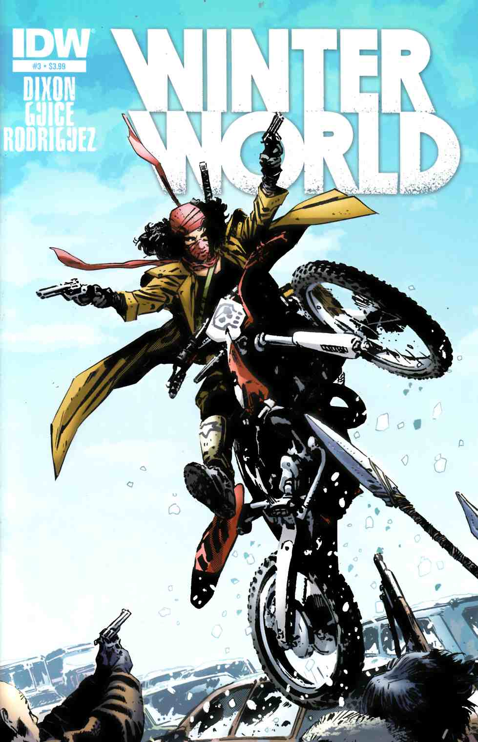 Winterworld #3 [IDW Comic] THUMBNAIL