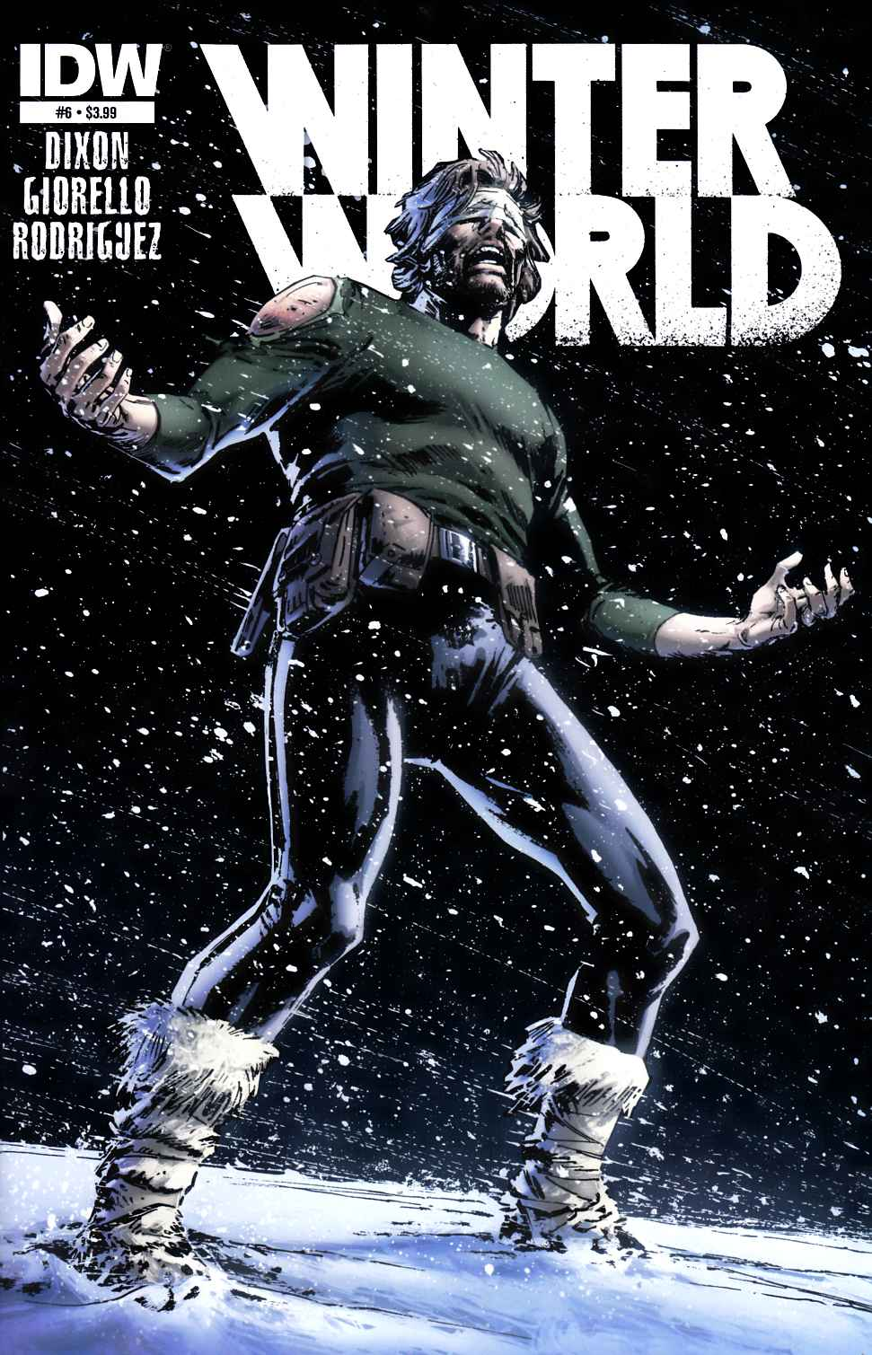 Winterworld #6 [IDW Comic] THUMBNAIL