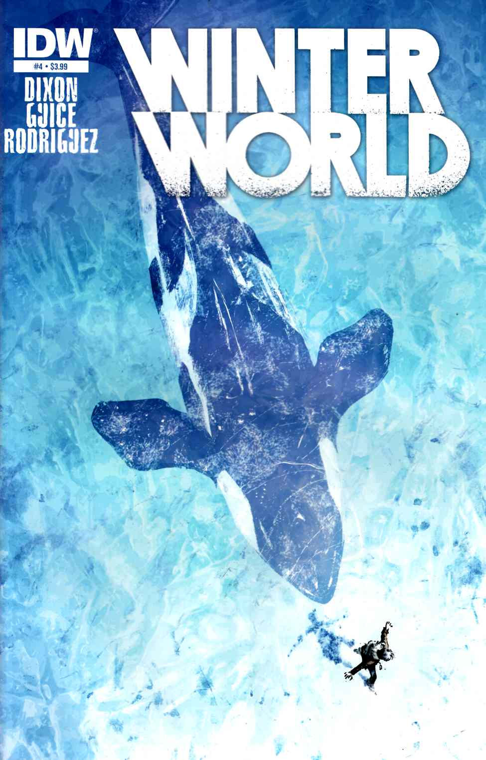 Winterworld #4 [IDW Comic] THUMBNAIL