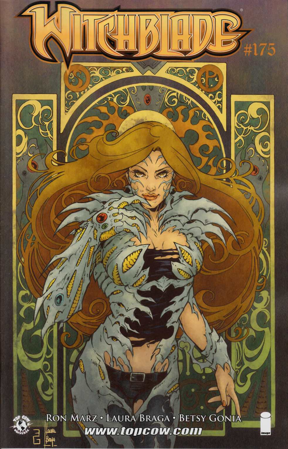Witchblade #175 Cover A- Braga [Comic] THUMBNAIL