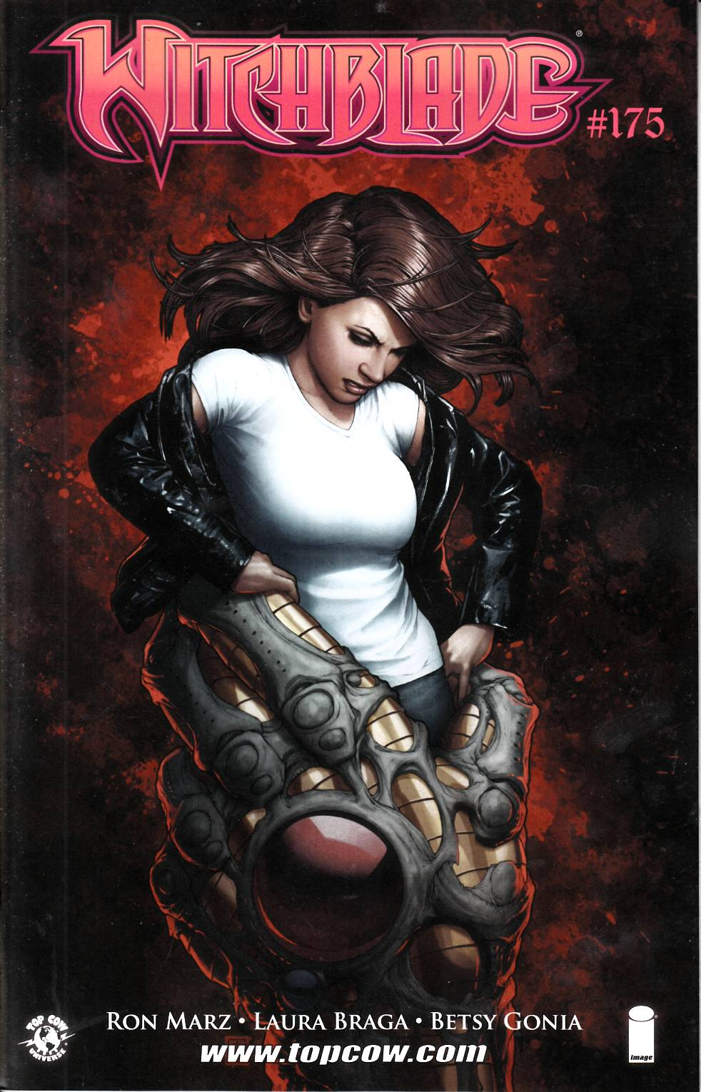 Witchblade #175 Cover B- Christopher [Comic] THUMBNAIL