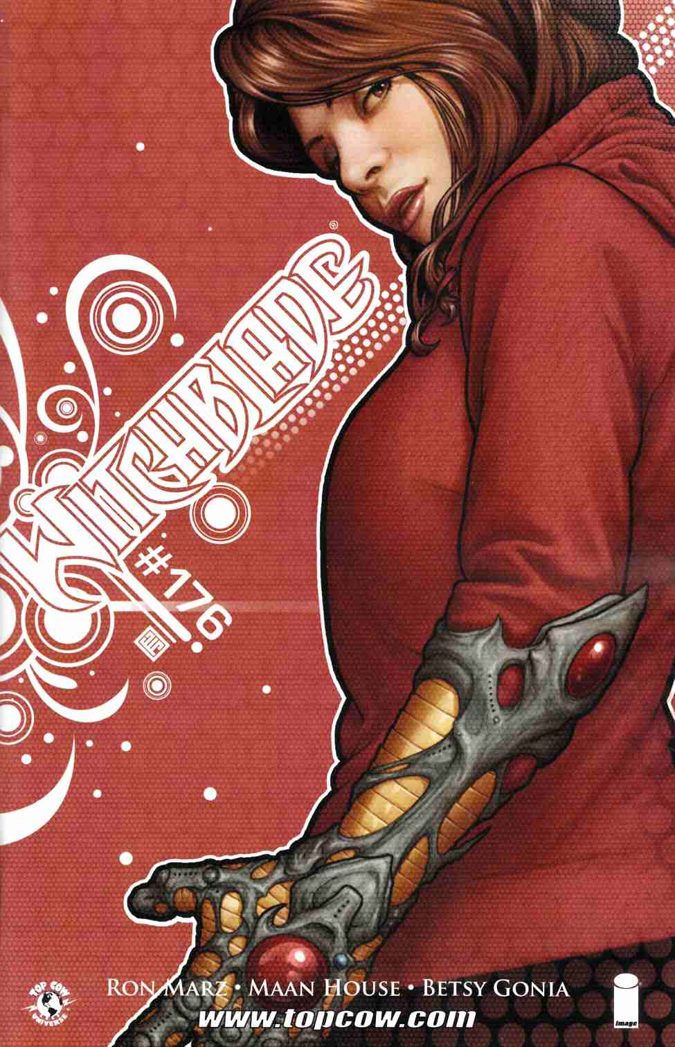 Witchblade #176 Cover B Christopher [Comic] THUMBNAIL