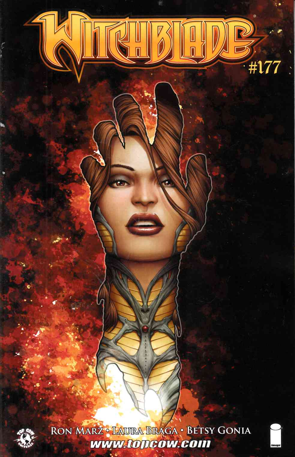 Witchblade #177 Cover B- Christopher [Comic] THUMBNAIL