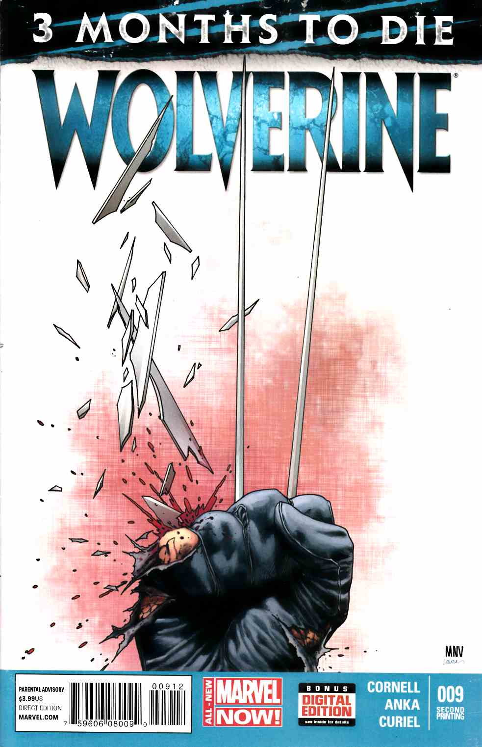 Wolverine #9 Second Printing [Comic] THUMBNAIL