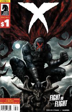 X #1 1 for $1 Edition [Comic] LARGE