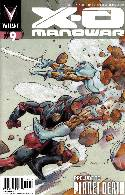 X-O Manowar (Ongoing) #9 Pullbox Nord Cover [Comic] THUMBNAIL