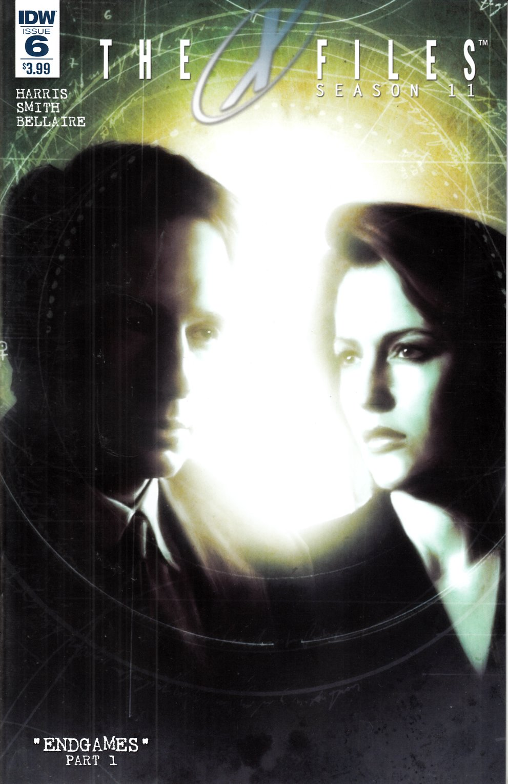 X-Files Season 11 #6 [IDW Comic]