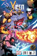 X-Men #1 50th Anniversary Cover [Comic] THUMBNAIL