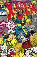 X-Men #8 Near Mint (9.4) [Marvel Comic] THUMBNAIL