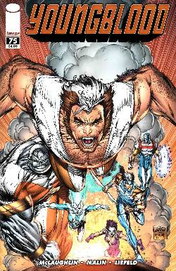 Youngblood #75 Cover B- Liefeld & Mcfarlane [Comic] LARGE