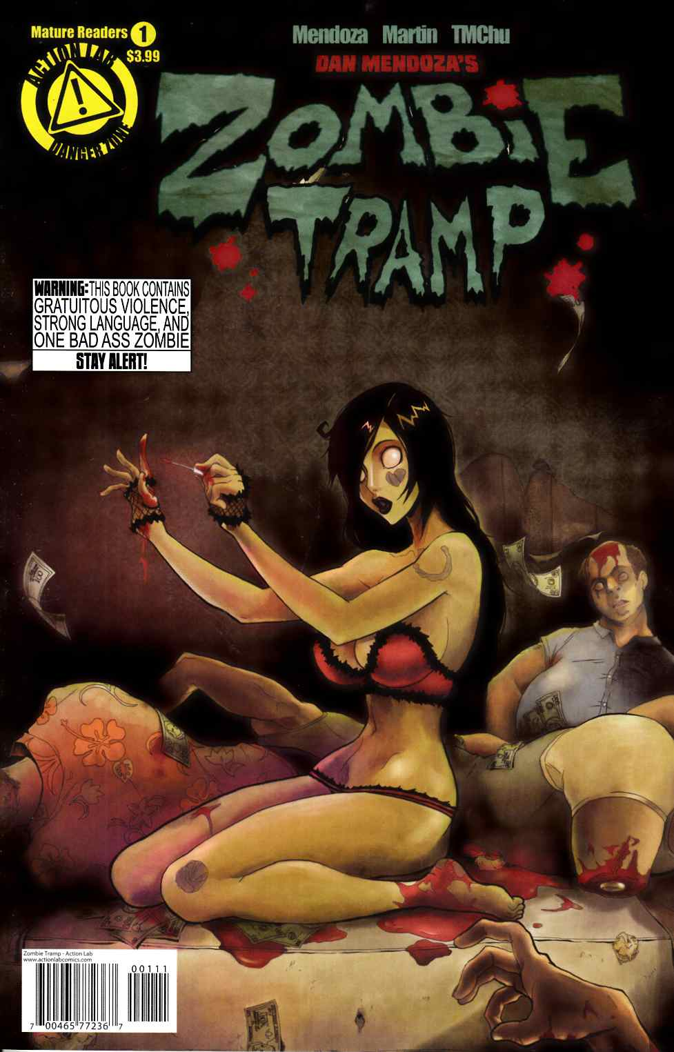 Zombie Tramp Ongoing #1 [Comic] THUMBNAIL