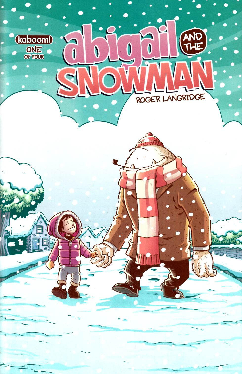 Abigail and the Snowman #1 [Boom Comic] THUMBNAIL