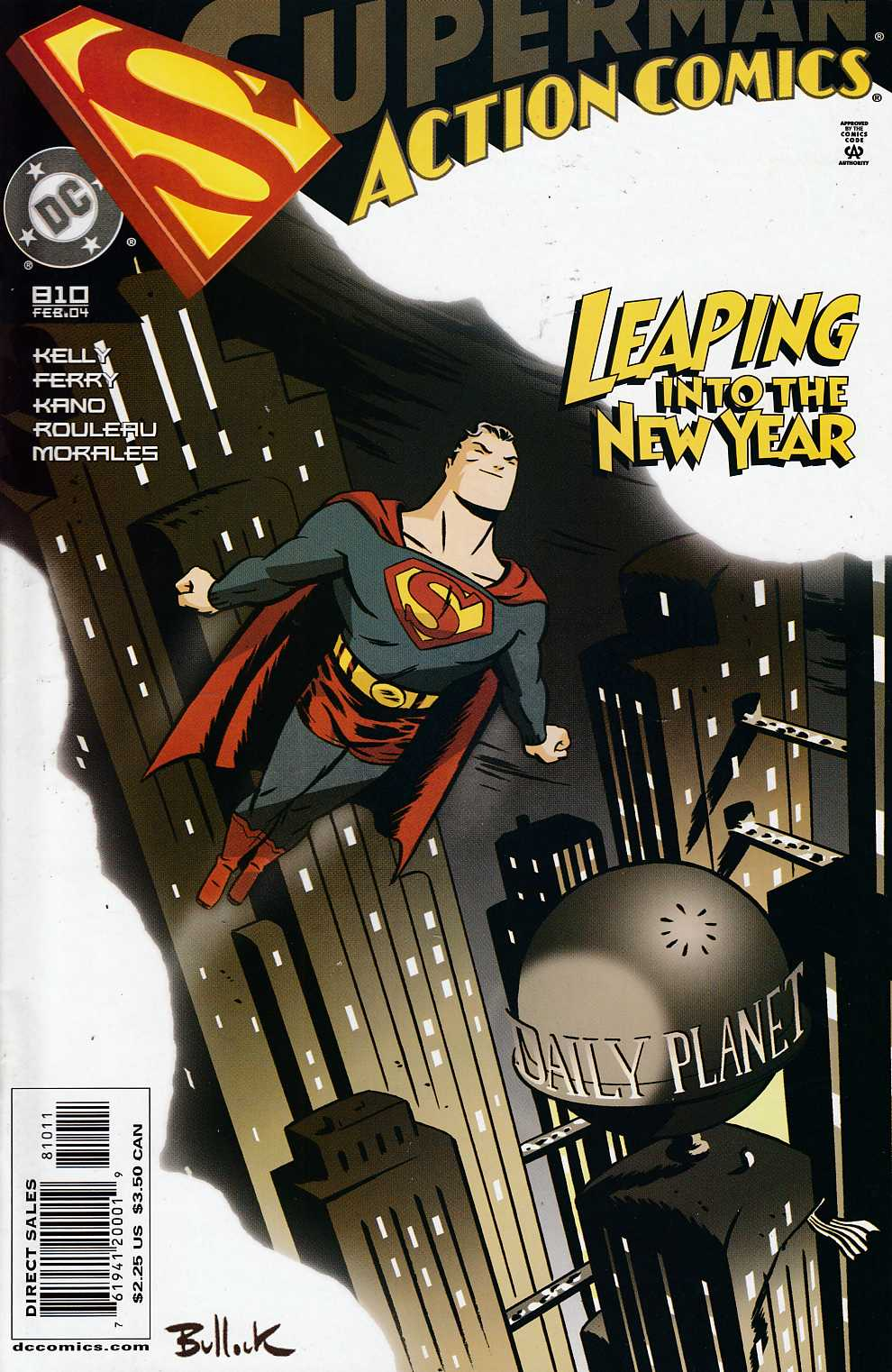 Action Comics #810 Very Fine (8.0) [DC Comic]