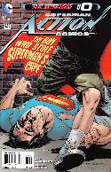 Action Comics #0 Rags Morales Variant Cover [Comic]_THUMBNAIL