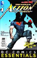 Action Comics #1 DC Comics Essentials Edition (N52) [Comic]_THUMBNAIL