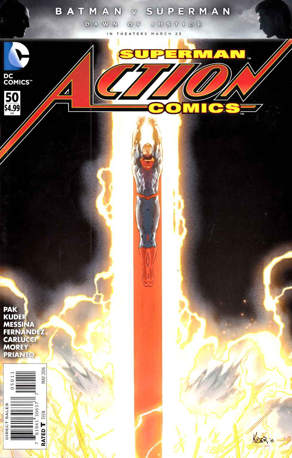 Action Comics #50 [DC Comic] THUMBNAIL
