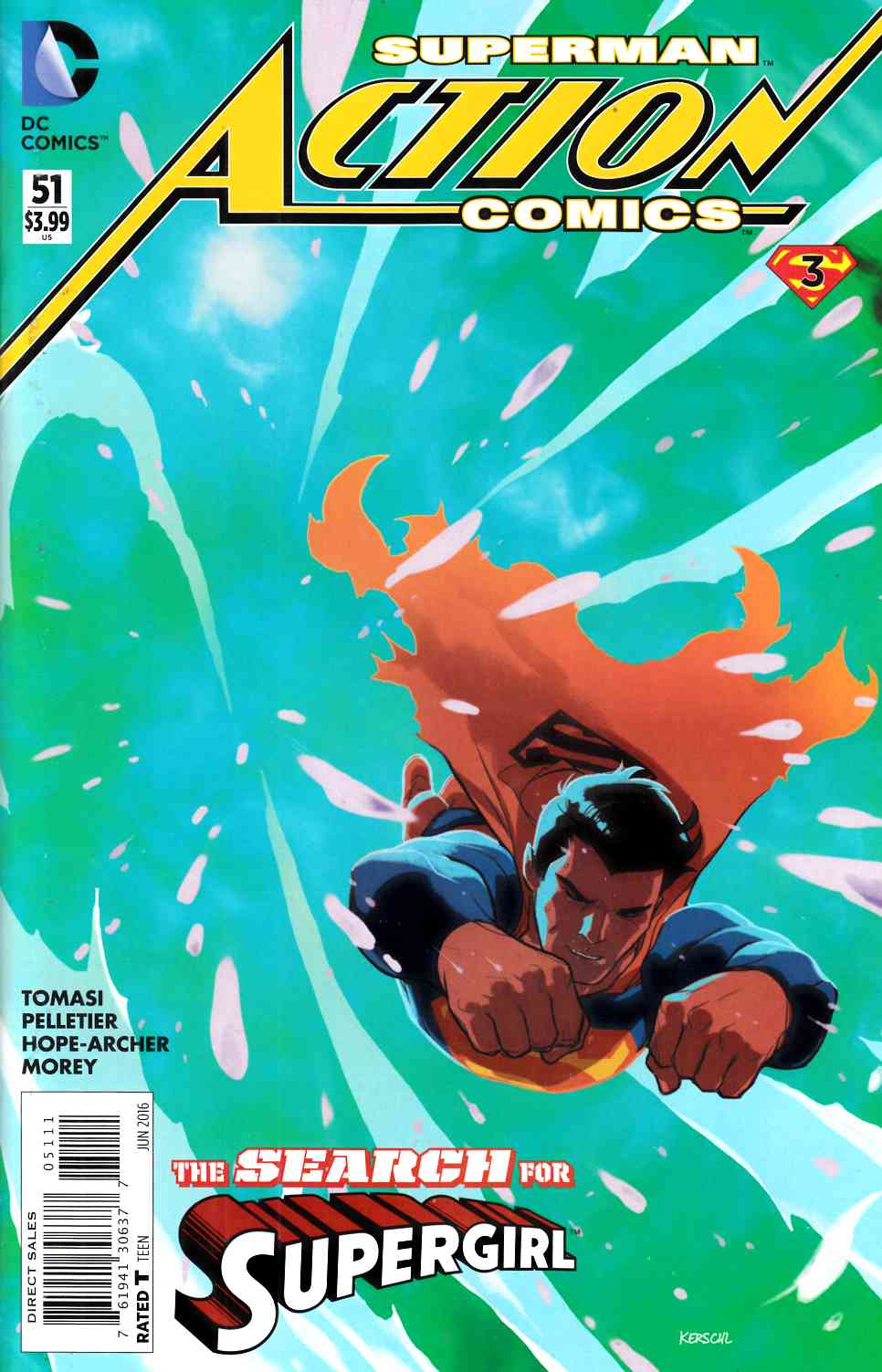 Action Comics #51 [DC Comic] THUMBNAIL