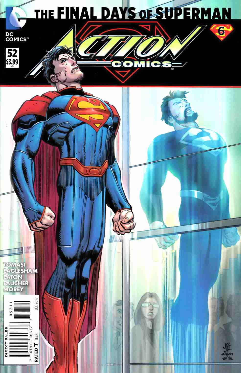 Action Comics #52 [DC Comic] THUMBNAIL